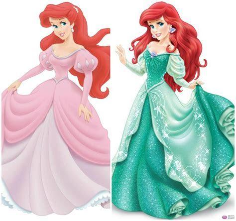 princess ariel   Princess Redesign spam 4: Ariel (old