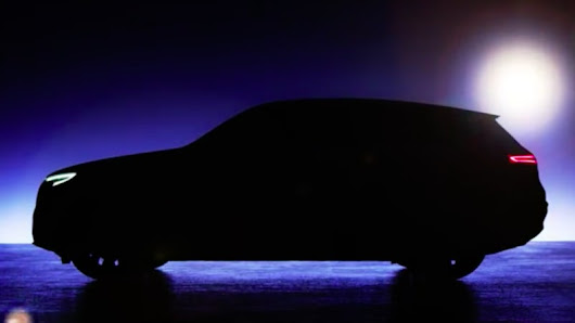 Mercedes-Benz EQ C electric crossover teased on video - Autoblog