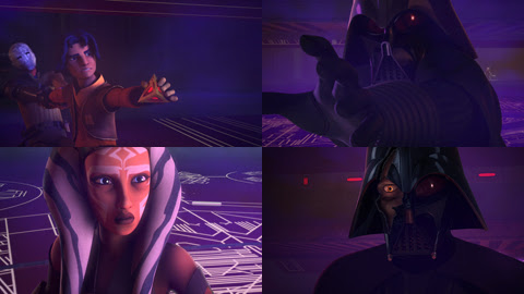Star Wars Rebels S2 Finale: 5 Moments That Made Me Cry | Anakin and His Angel