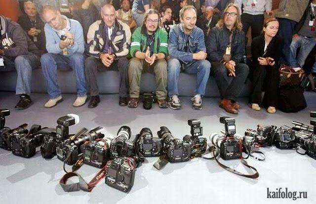 Фото фотографов. Часть - 4 (50 фото)