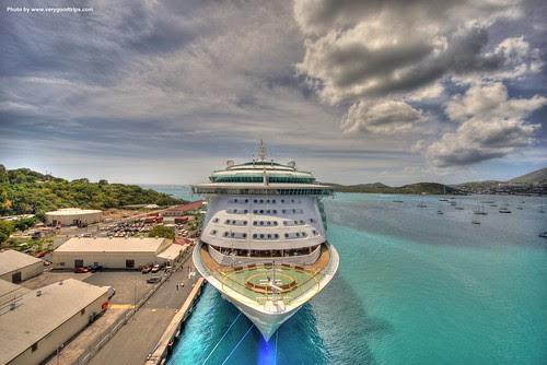 RCCL Royal Caribbean Cruise Ship Liberty of the Seas