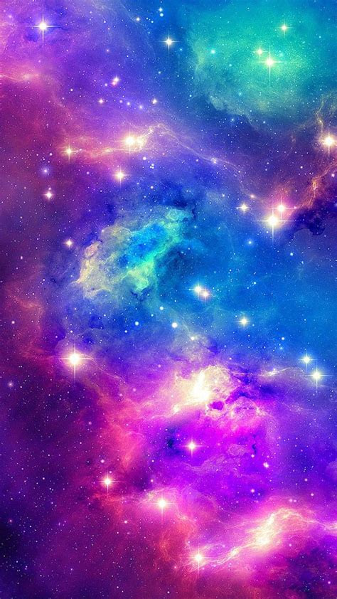 colorful galaxy wallpaper tumblr page  pics
