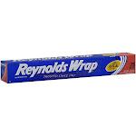 Reynolds Wrap 08015 Standard Aluminum Foil, 75 Sq.ft.