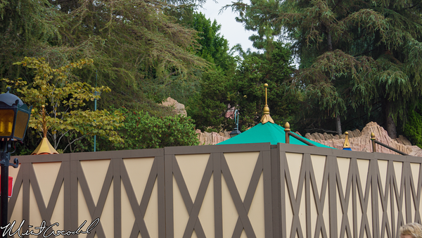 Disneyland Resort, Disneyland, Fantasyland, ODV, Outdoor Vending, Tents, Skyway