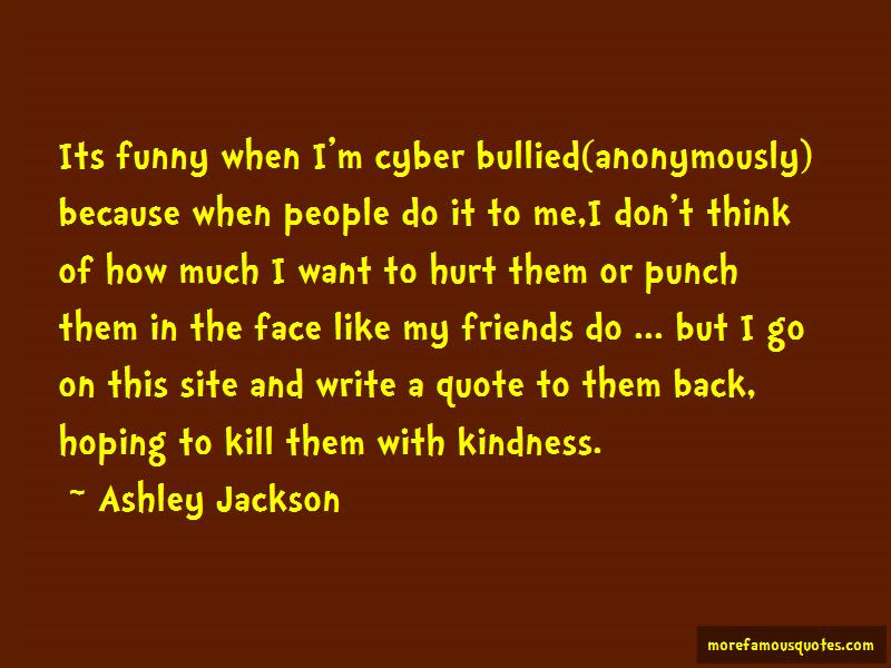 Kill U With Kindness Quotes Top 20 Quotes About Kill U With
