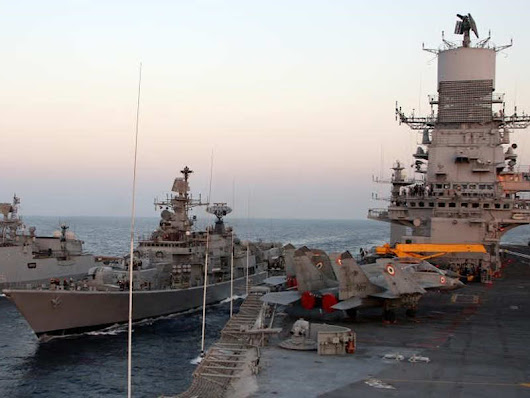 Malabar exercise: Malabar exercise to bring together Indian, US, Japanese warships | India News - Times of India