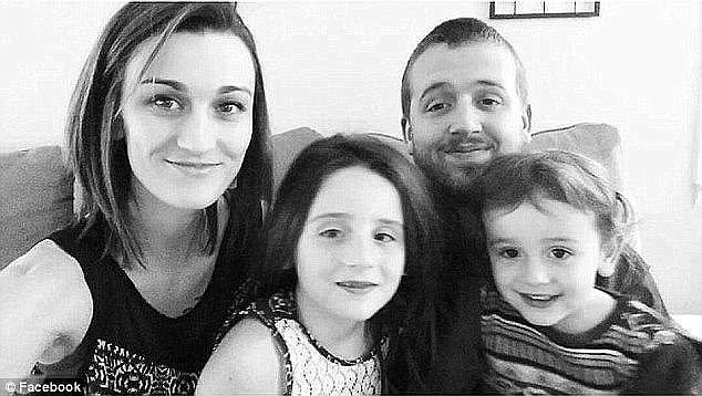 Shaver's widow, Laney Sweet, and Shaver's parents have filed wrongful-death lawsuits against the city of Mesa over the shooting death. Shaver's family's lawyer Mark Geragos described the shooting as 'an execution pure and simple. ' Shaver, Sweet and their two children are all pictured