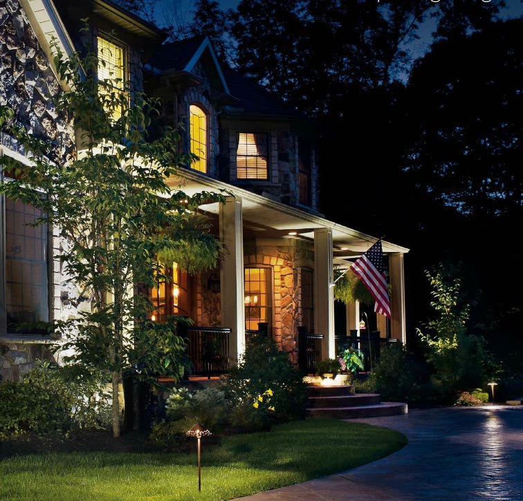 Outdoor Lighting-Kichler Lighting-DFW Austin San Antonio TX