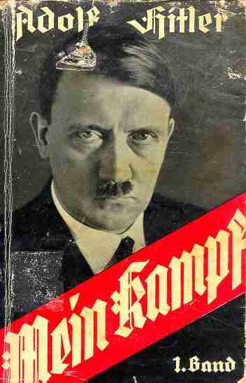 Mein Kampf Adolf Hitler, 1925