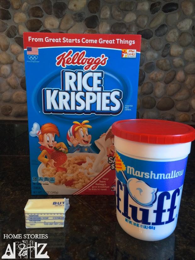 Hershey's Kiss Shaped Rice Krispies Treats