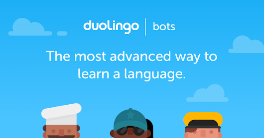 Duolingo Bots | Learn a Language with Conversational Bots