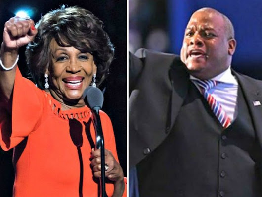 Black Pastors Call for Maxine Waters to be Censured for Inciting 'Mob Rule'