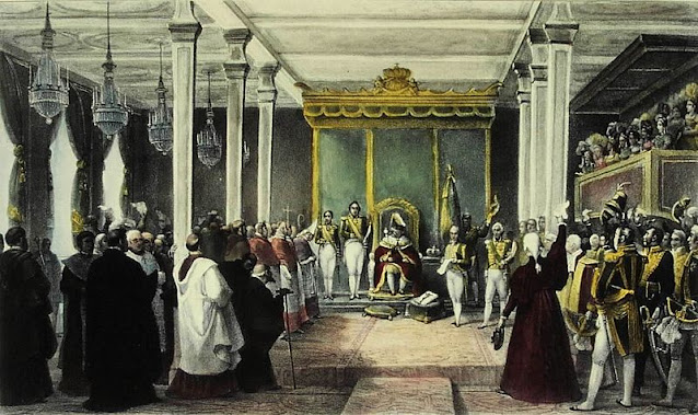 Ficheiro:Aclamação do rei Dom João VI no Rio de Janeiro.jpg