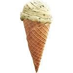 "Natural Vegan waffle cone 3.0"" x 5.5"" (156 units / Box) by Aussieblends"