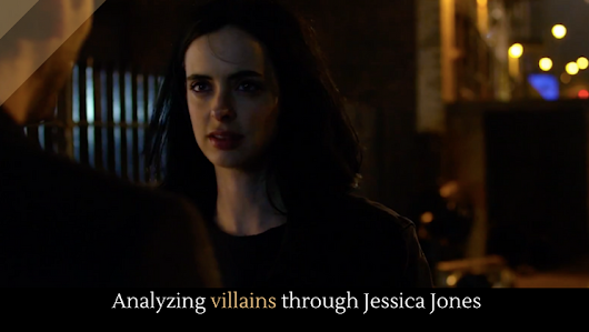 Analyzing villains through Jessica Jones - Alltop Viral