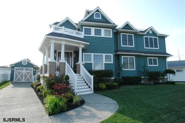 Ocean City NJ Homes for Sale 4 Argyle Pl. Merion Park