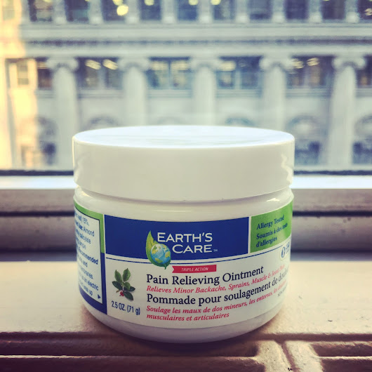 Earth's Care Pain Relieving Ointment – Brie like the cheese