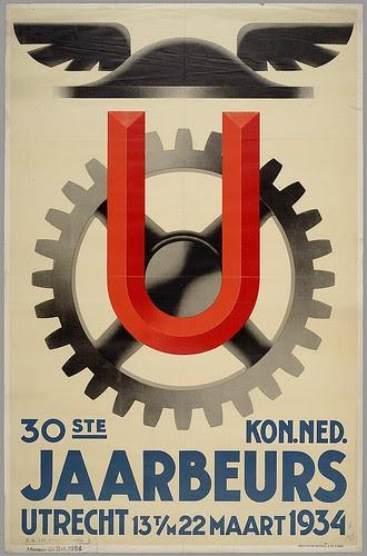 Jaarbeurs 1934