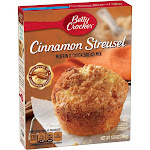 Betty Crocker Cinnamon Streusel Muffin Mix - 13.9oz