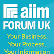 AIIM Forum UK 2018
