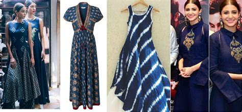 Wedding & festive Trend Alert   Kurti or Tunic in Blue