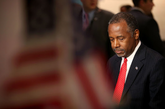 Ben Carson Stop Trying To Lead Like a Prophet and Start Trying To Lead Like a King