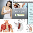 Costochondritis Natural Herbal Remedies for Pain - Herbal Care Products Blog