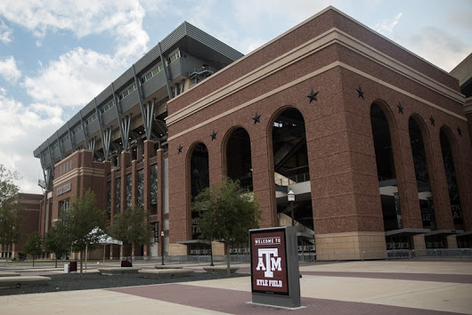 Texas A&M Planning $68 Million Worth of New Sports Stadiums, by Matthew Watkins