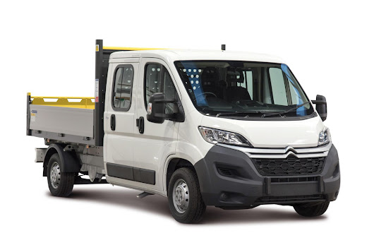 Citroen Relay Double Cab Tipper expands Ready to Run range | Business Vans