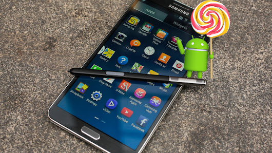 Galaxy Note 3 : comment installer Android Lollipop dès maintenant - PhonAndroid