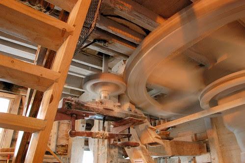 Watermill gear