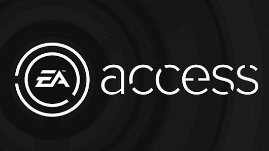 EA Access Subscription Service Announced for Xbox ONE