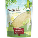 Organic Almond Flour, 8 Pounds - by Food to Live