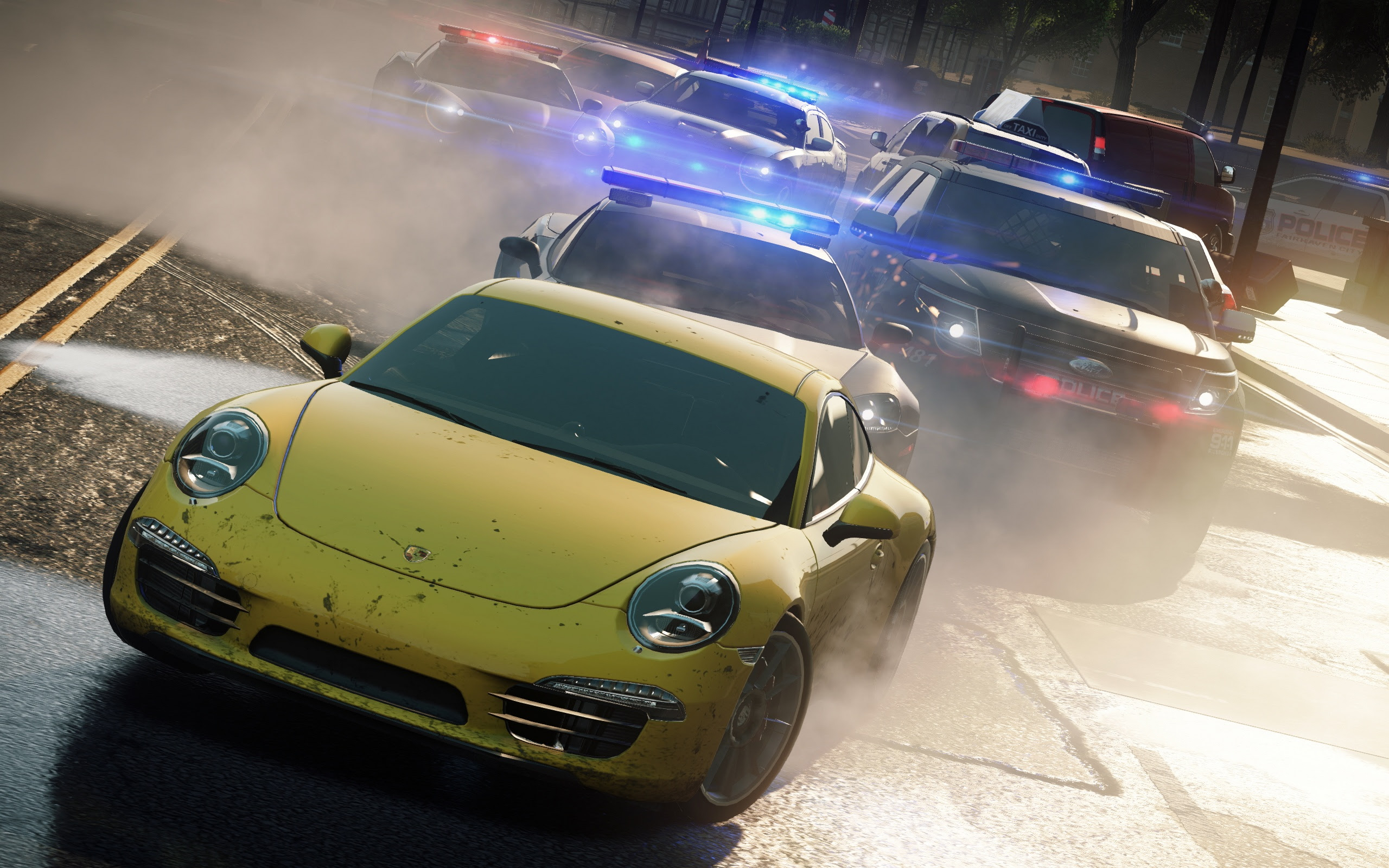 Need For Speed Most Wanted Review Paradise Found Polygon