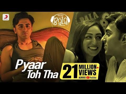 Pyaar Toh Tha Lyrics - Jubin Nautiyal, Asees Kaur