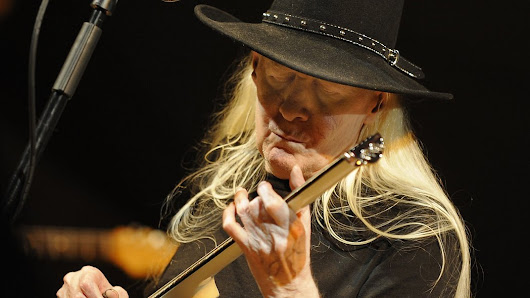 Johnny Winter, Virtuosic Blues Guitarist, Dies at 70 - NYTimes.com