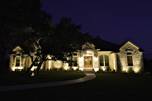 Why Winter is the Best Time to Consider Wilmington Outdoor Lighting | Outdoor Lighting Perspectives