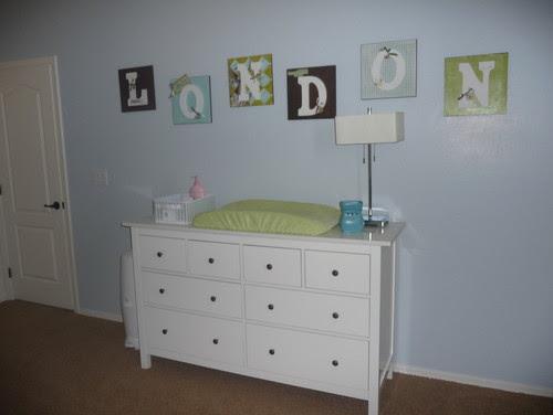 Argyle Bedroom contemporary kids