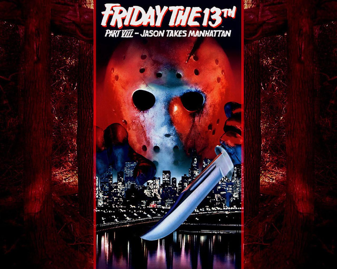 Friday The 13th Part 8 Jason Voorhees Wallpaper 23039108 Fanpop