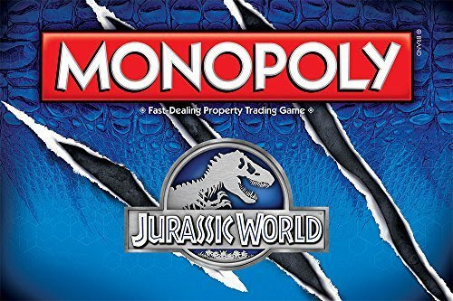 Monopoly Parque Jurásico