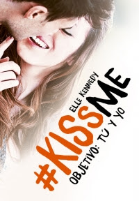 megustaleer - Objetivo: tú y yo (#KissMe 2) - Elle Kennedy