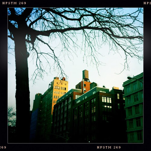 March 8, 2011 Water Tower, SoHo