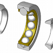 Several factors about radial clearance of double row deep groove ball bearings | Ball bearings