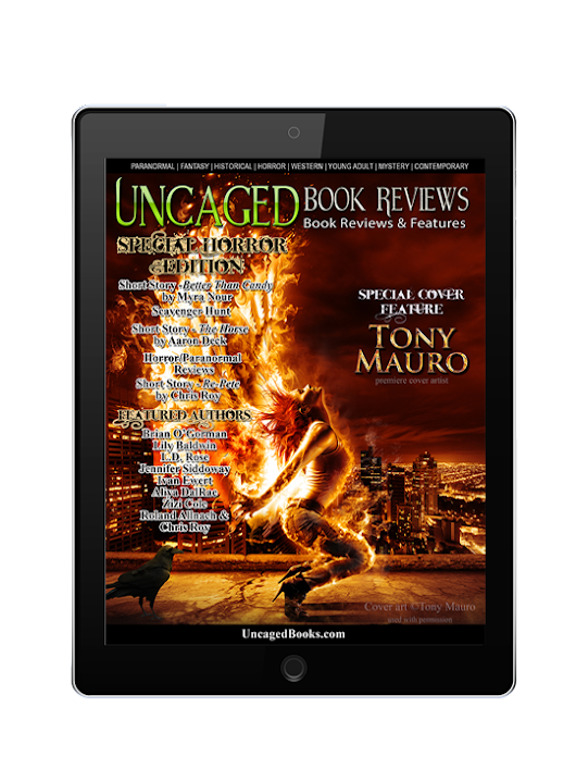 Uncaged Book Reviews | Book Reviews, Author Features and more