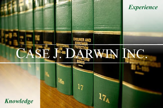 Types of Criminal Charges | Law Office of Case J. Darwin Inc.