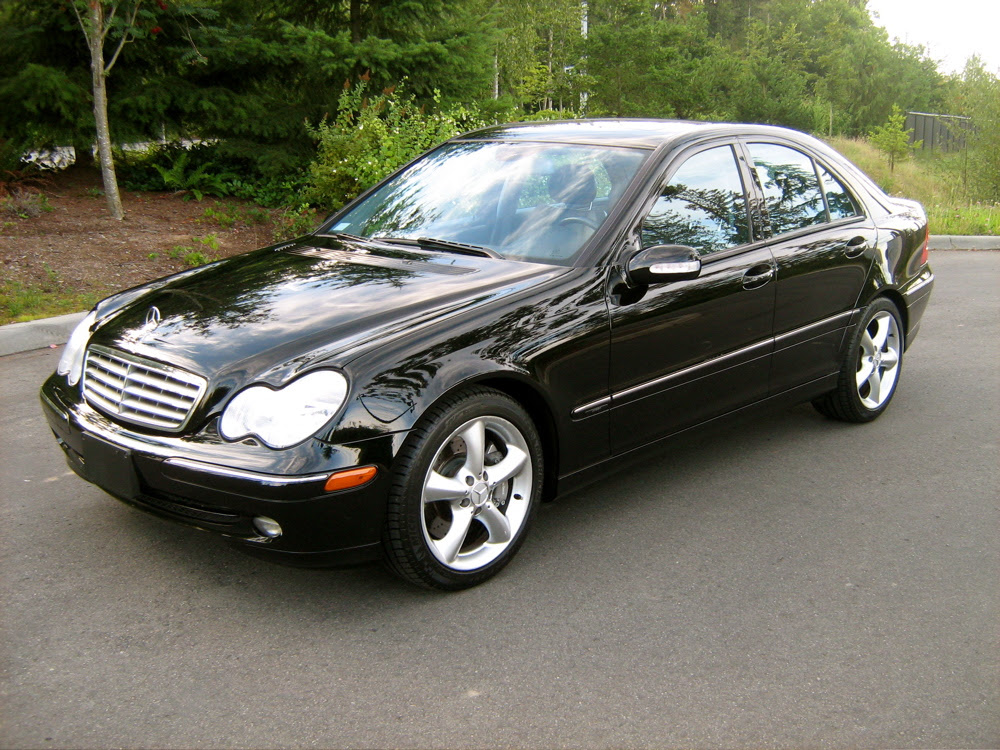 Mercedes Benz C230 2003: Review, Amazing Pictures and ...