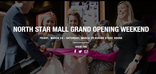 Grand Opening Event NYX Cosmetics at North Star Mall in San Antonio March 24th & 25th 2017 | Central Texas Mom