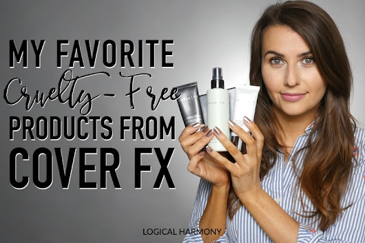 My Favorite Vegan Products from Cover FX - Logical Harmony