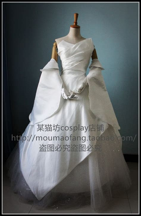 Final Fantasy XV Lunafreya Nox Fleuret Wedding Dress