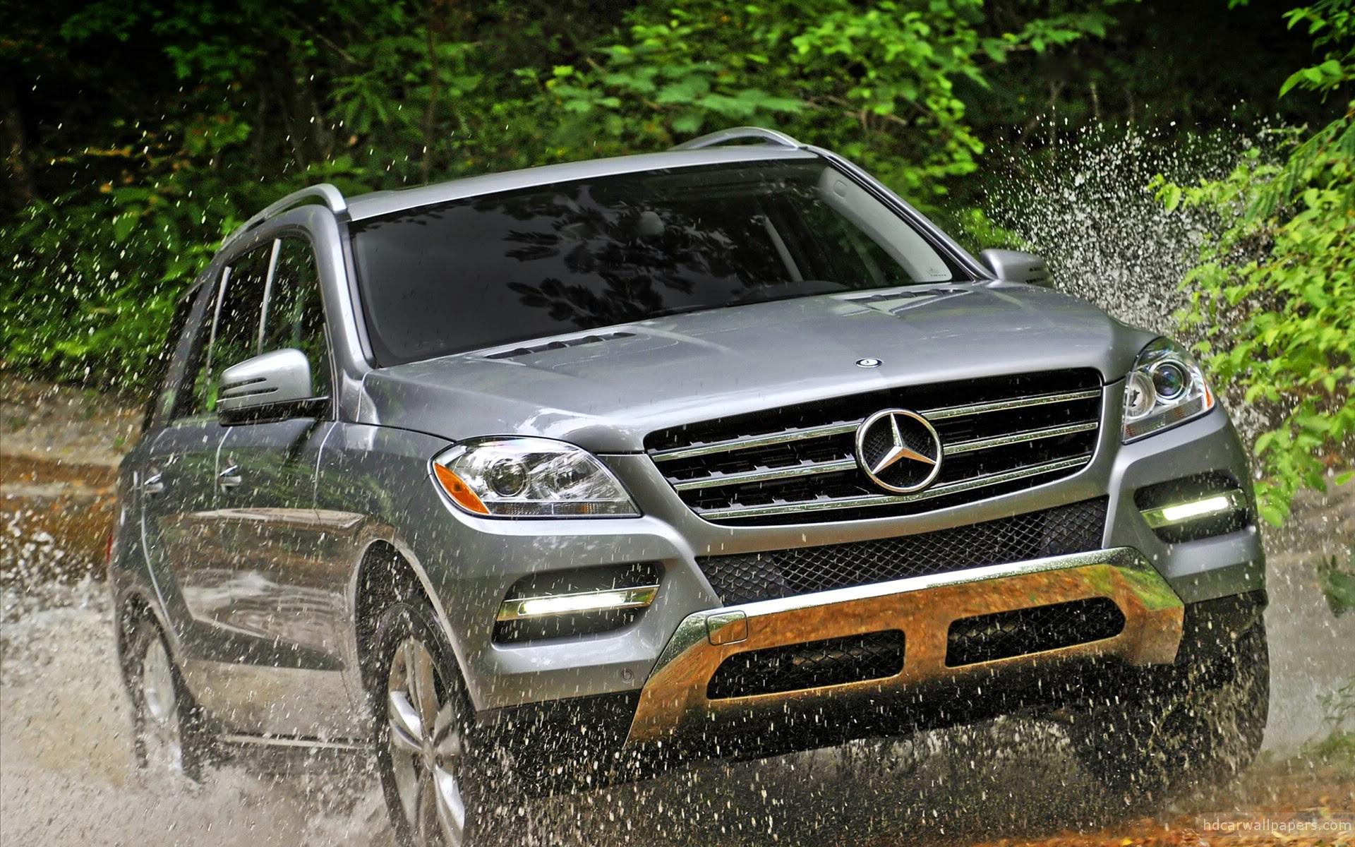 2012 Mercedes Benz ML350 Wallpaper | HD Car Wallpapers ...